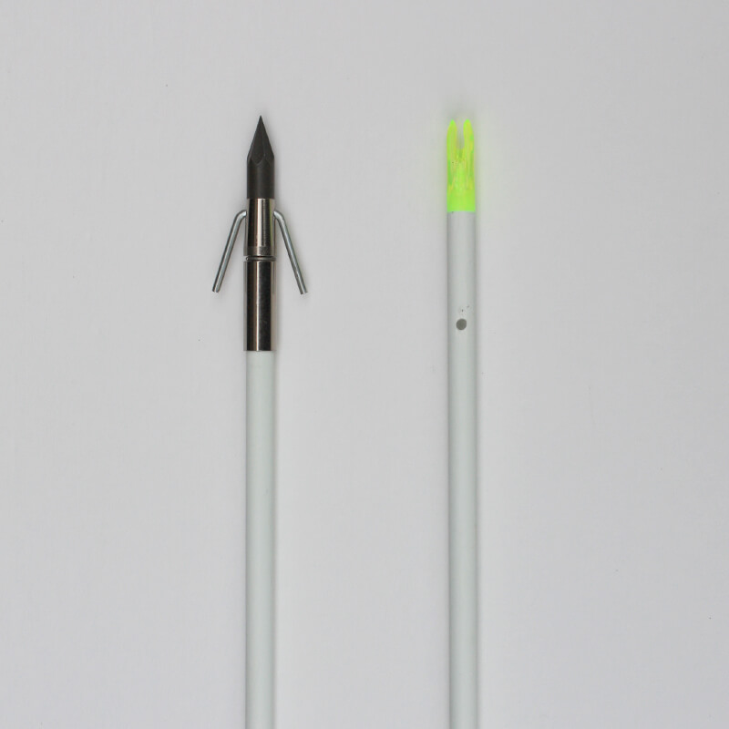 Product: 69A Penetrator Fish Point, White Shaft