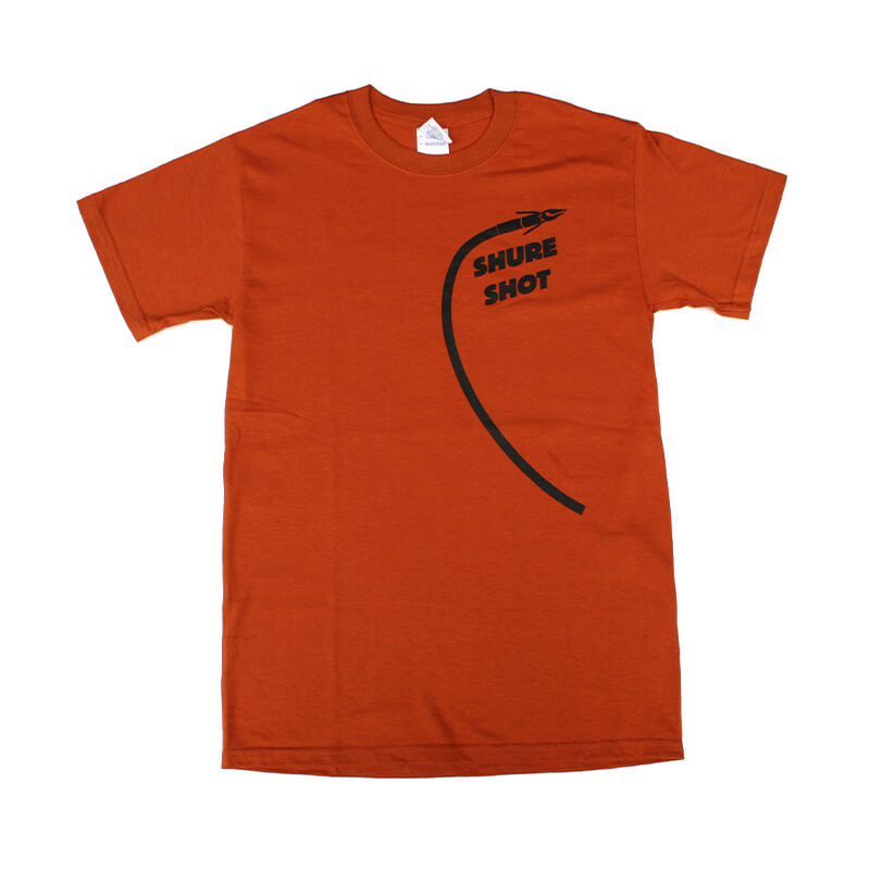 Short Sleeve Shure Shot Tee - Front